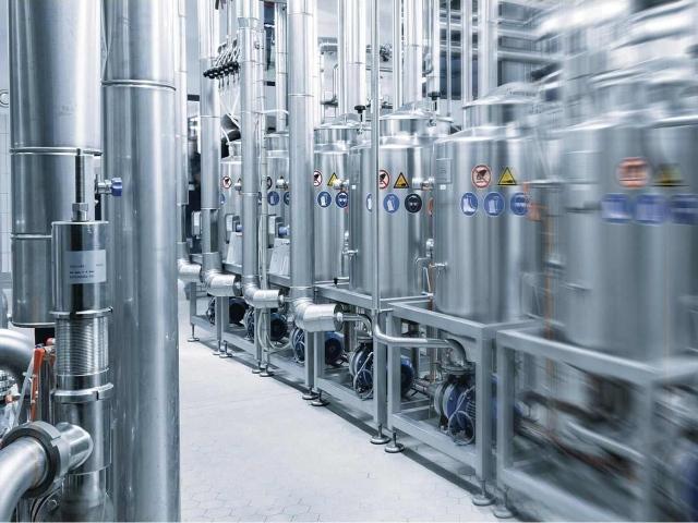 Mangueras de silicona para industria alimentaria